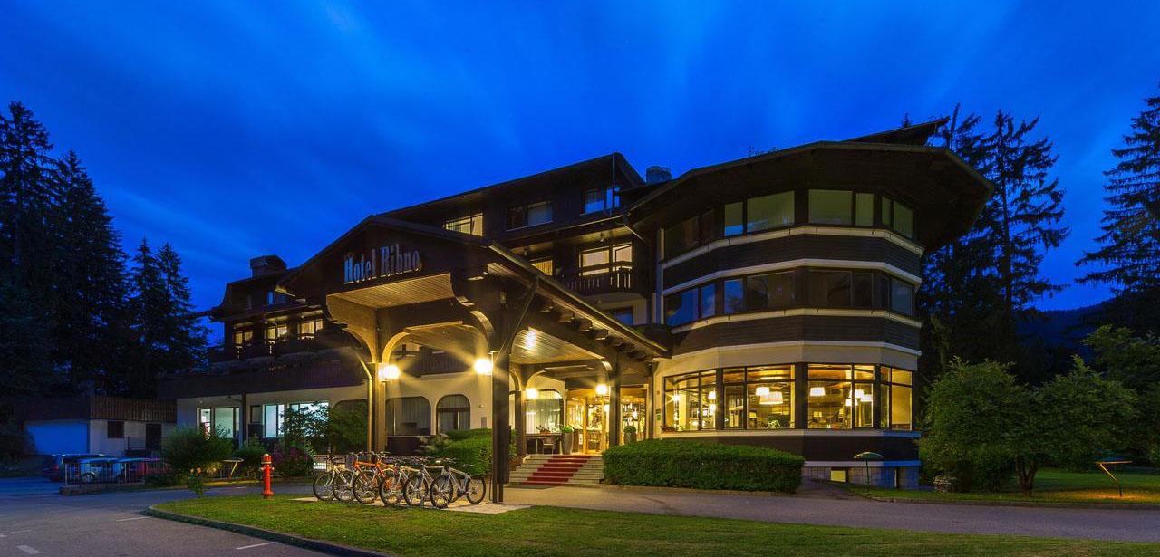 Hotel Rihno - Slovenia