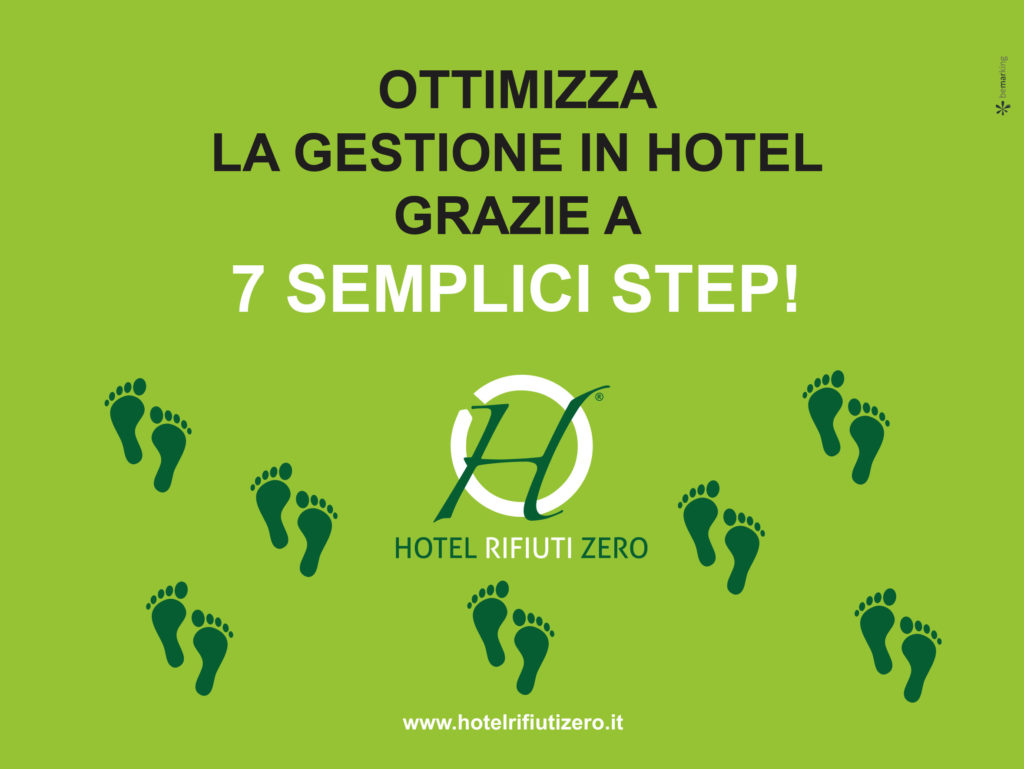 hotel rifiuti zero strategia