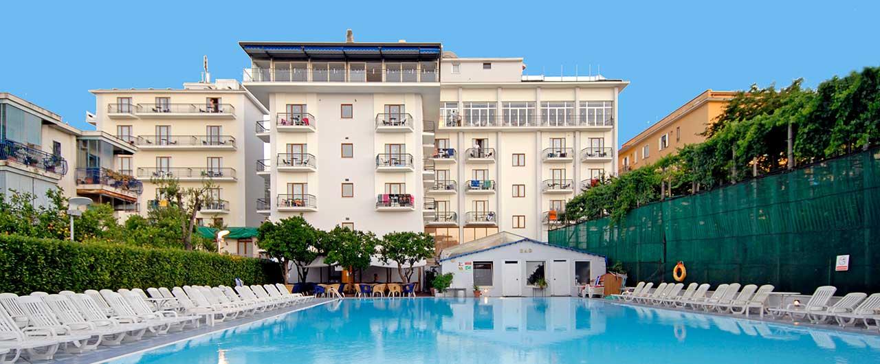 Hotel Flora - Sorrento