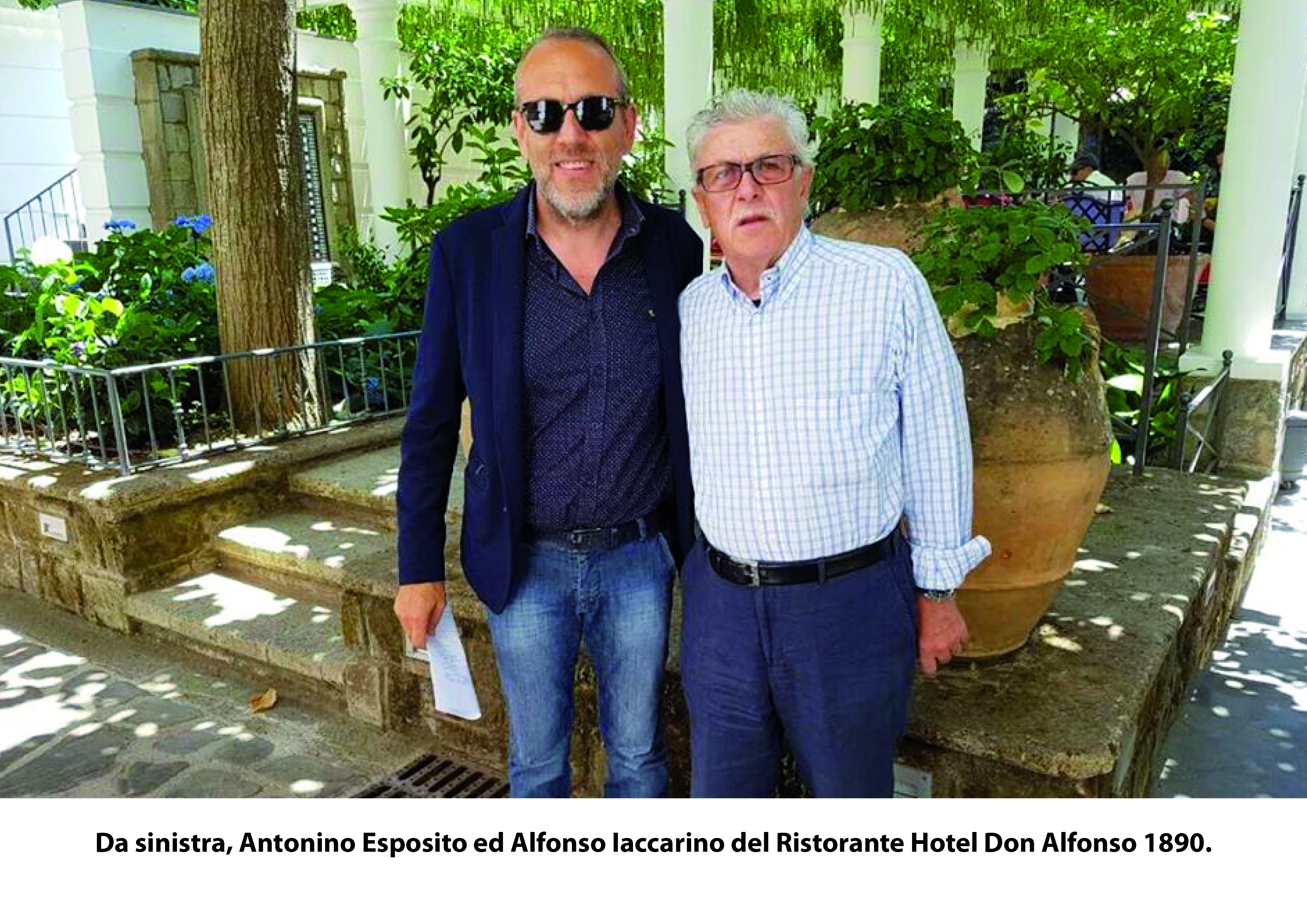 Antonino Esposito Don Alfonso