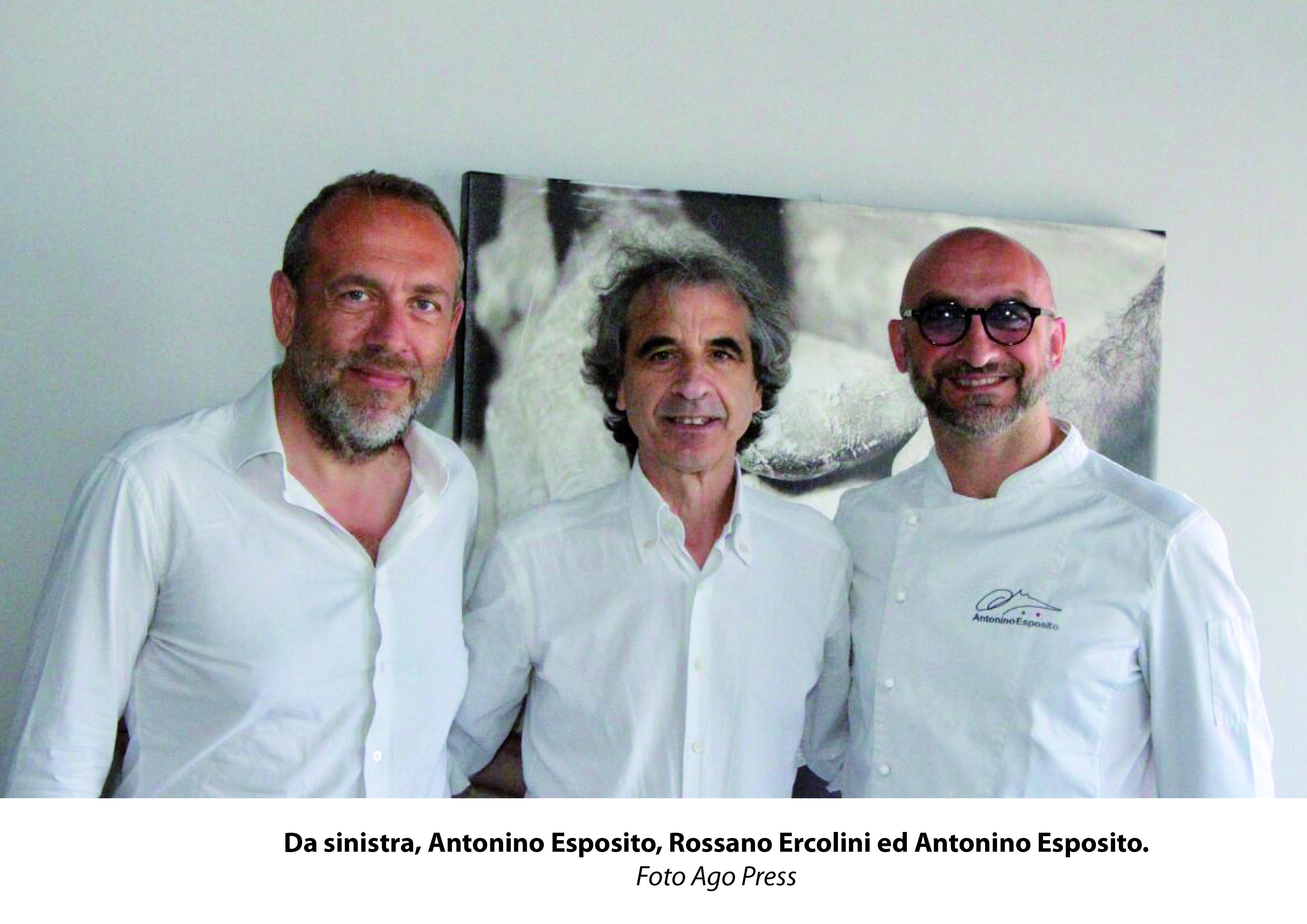 Antonino Esposito Rossano Ercolini